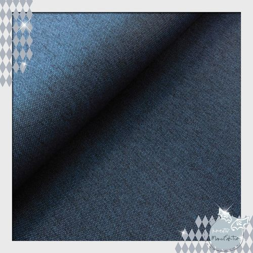 Canvas Rom Uni blau