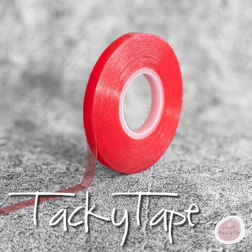 Craft Emotions Tacky Tape 6mm